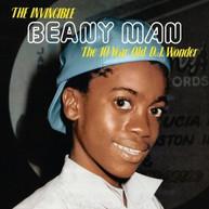 BEANY MAN - INVINCIBLE BEANY MAN (10) (YEAR) (OLD) (D.J.) (WONDER) VINYL