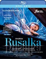 DVORAK /  LONDON PHILHARMONIC ORCH / TICCIATI - RUSALKA BLURAY