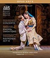 SHOSTAKOVICH /  ROYAL BALLET / SOROKIN - CONCERTO / ENIGMA BLURAY