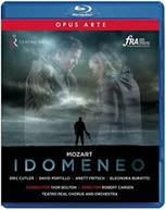 MOZART / MADRID CHORUS &  ORCH OF TEATRO REAL - IDOMENEO BLURAY