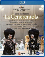 ROSSINI /  PEREZ / MA - CENERENTOLA BLURAY