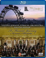 MUSICAL JOURNEY ACROSS AUSTRIA / VARIOUS BLURAY
