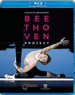 BEETHOVEN /  MARTINEZ / HEWETT - BEETHOVEN PROJECT BLURAY