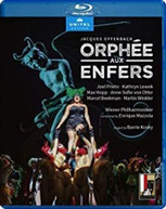 OFFENBACH /  VOCALCONSORT BERLIN / MAZZOLA - ORPHEE AUX ENFERS BLURAY