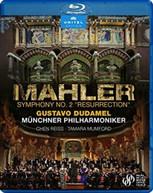 MAHLER /  DUDAMEL / MUNCHNER PHILHARMONIKER - SYMPHONY 2 BLURAY