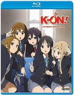 K -ON: ULTIMATE COLLECTION BLURAY