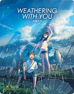 WEATHERING WITH YOU BLURAY