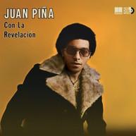 JUAN PINA - JUAN PINA CON LA REVELACION VINYL