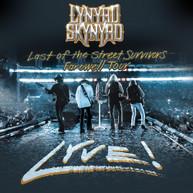 LYNYRD SKYNYRD - LAST OF THE STREET SURVIVORS TOUR LYVE! BLURAY