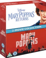 MARY POPPINS / MARY POPPINS RETURNS BLU-RAY [UK] BLURAY