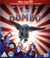DUMBO 3D BLU-RAY [UK] BLURAY