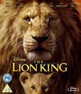 THE LION KING (LIVE ACTION) BLU-RAY [UK] BLURAY