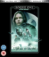 STAR WARS - ROGUE ONE A STAR WARS STORY 4K ULTRA HD + BLU-RAY [UK] 4K BLURAY