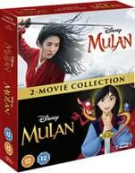 MULAN (ORIGINAL) / MULAN (2020) BLU-RAY [UK] BLURAY