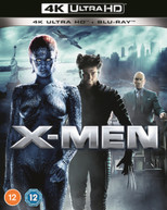 X-MEN 4K ULTRA HD + BLU-RAY [UK] 4K BLURAY