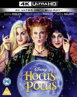 HOCUS POCUS 4K ULTRA HD + BLU-RAY [UK] 4K BLURAY