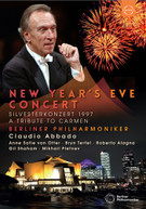 CLAUDIO ABBADO - NEW YEAR'S EVE CONCERT 1997: A TRIBUTE TO CARMEN BLURAY