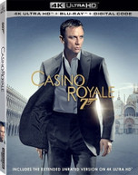 CASINO ROYALE 4K BLURAY