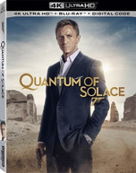QUANTUM OF SOLACE 4K BLURAY