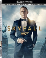 SKYFALL 4K BLURAY