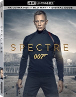 SPECTRE 4K BLURAY
