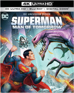 SUPERMAN: MAN OF TOMORROW 4K BLURAY