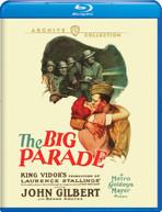 BIG PARADE (1925) BLURAY