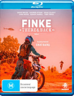 FINKE: THERE & BACK BLURAY