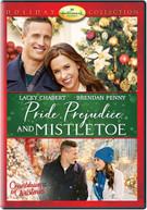 PRIDE PREJUDICE & MISTLETOE DVD