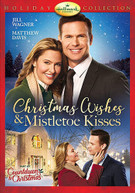 CHRISTMAS WISHES & MISTLETOE KISSES DVD
