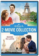 HALLMARK 2 -MOVIE COLLECTION: PARIS WINE & ROMANCE DVD
