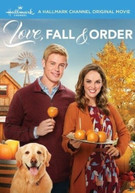 LOVE FALL & ORDER DVD