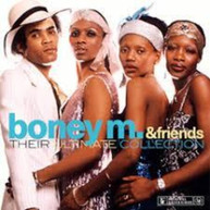 BONEY M &  FRIENDS - THEIR ULTIMATE COLLECTION VINYL