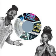 KABAKA PYRAMID - NICE UP THE DANCE VINYL
