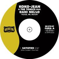 KOKO-JEAN & DANI  THE TONICS / NEL-LO -JEAN & THE TONICS / VINYL