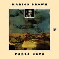 MARION BROWN - PORTO NOVO VINYL
