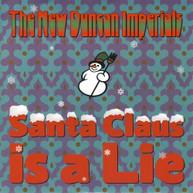 NEW DUNCAN IMPERIALS - SANTA CLAUS IS A LIE / CHANUKAH SONG VINYL