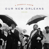 OUR NEW ORLEANS / VARIOUS VINYL