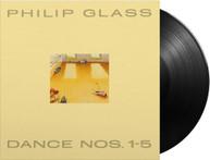 PHILIP GLASS - DANCE NOS. 1-5 VINYL
