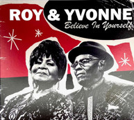 ROY &  YVONNE - BELIEVE IN YOURSELF VINYL