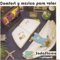 SODA STEREO - COMFORT Y MUSICA PARA VOLAR: MTV UNPLUGGED VINYL