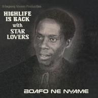 STAR LOVERS - BOAFO NE NYAME VINYL