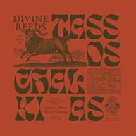 TASSOS CHALKIAS - DIVINE REEDS VINYL
