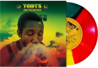 TOOTS &  MAYTALS - PRESSURE DROP - THE GOLDEN TRACKS (TRI - PRESSURE VINYL