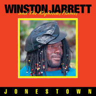 WINSTON JARRETT &  & THE RIGHTEOUS FLAMES - JONESTOWN VINYL