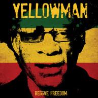 YELLOWMAN - REGGAE FREEDOM (YELLOW) (MARBLE) (VINYL) VINYL