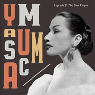 YMA SUMAC - LEGEND OF THE SUN VIRGIN VINYL