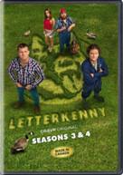 LETTERKENNY: SEASONS 3 & 4 DVD