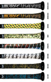 Vulcan Bat Grips - Uncommon Series