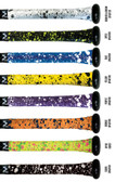 Vulcan Bat Grips - Splatter Series